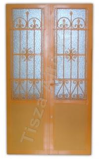 77-es ajtó Cseresznye színben