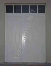 82-es ajtó festett fehér mdf lappal