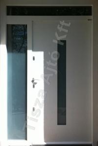 92-es ajtó fehér festett kialakítás