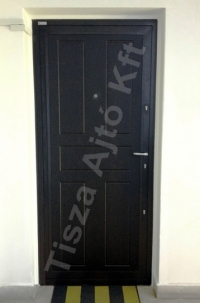 95-ös ajtó szürke festett