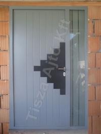 106-os ajtó fehér festett