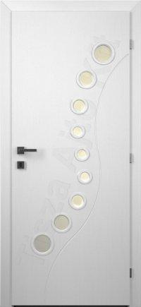 festett fehér beltéri ajtó Debrecen