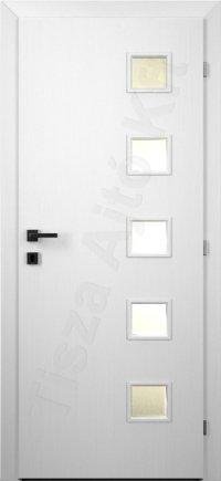 fehér ajtó beltéri