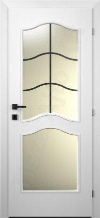 festett ajtó belső Budapest