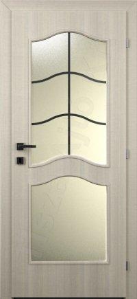 laminált vákuumfóliás ajtó