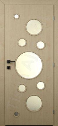 vákuumfóliás ajtó beltéri