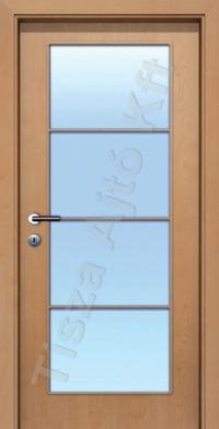 A04 rátétléces CPL beltéri ajtó