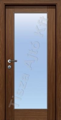 P01 vázkeretes CPL beltéri ajtó