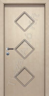 G15 BET betétes CPL belső ajtó