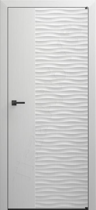 modern vákuumfóliás beltéri ajtó