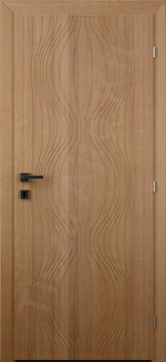 modern laminált ajtó v004 kivitel