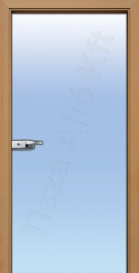 L01 edzett üveges CPL beltéri ajtó