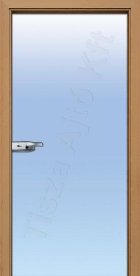 L01 edzett üveges ajtó